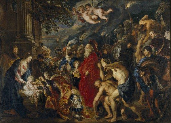 Paul Rubens.
