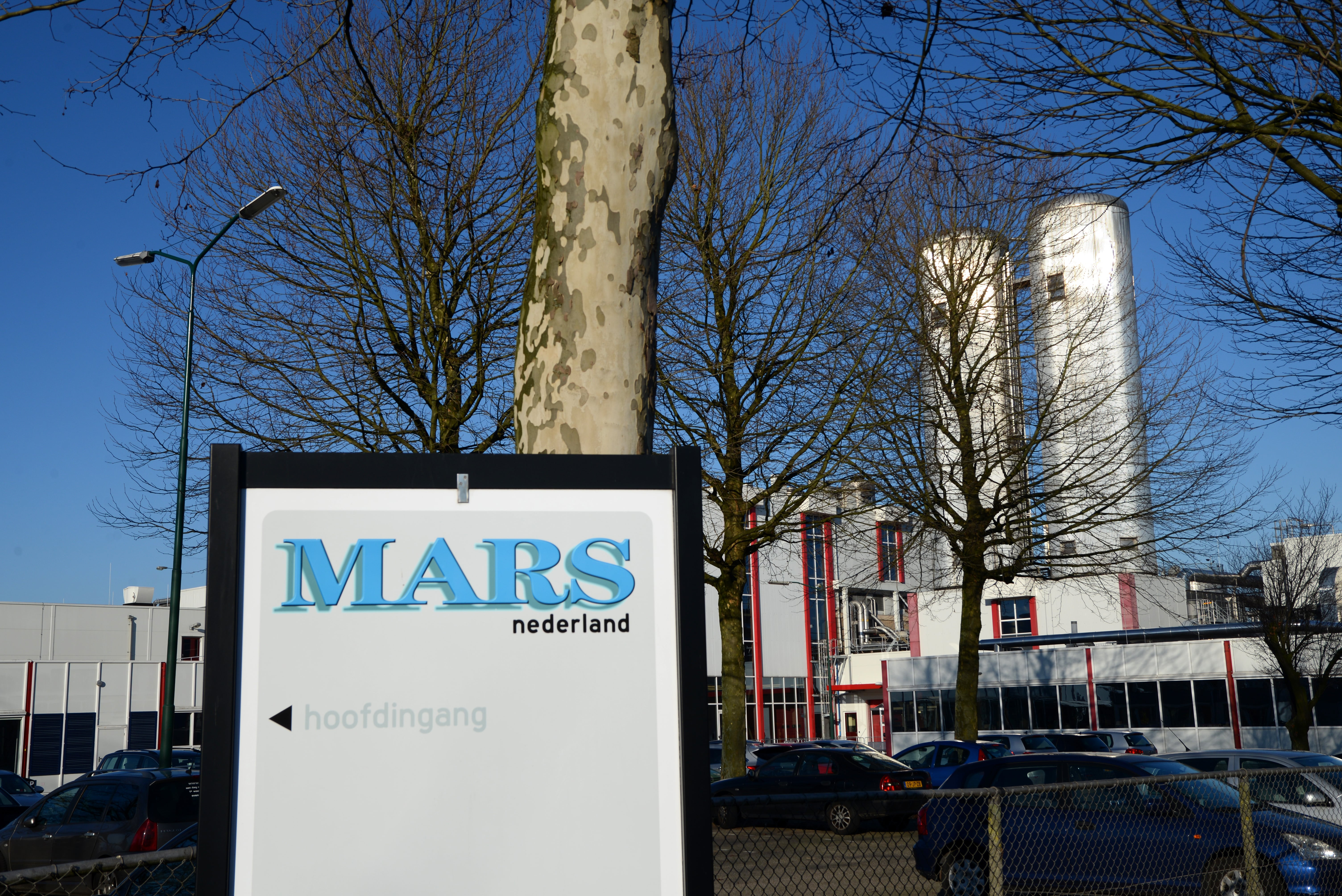 Mars Países Bajos.