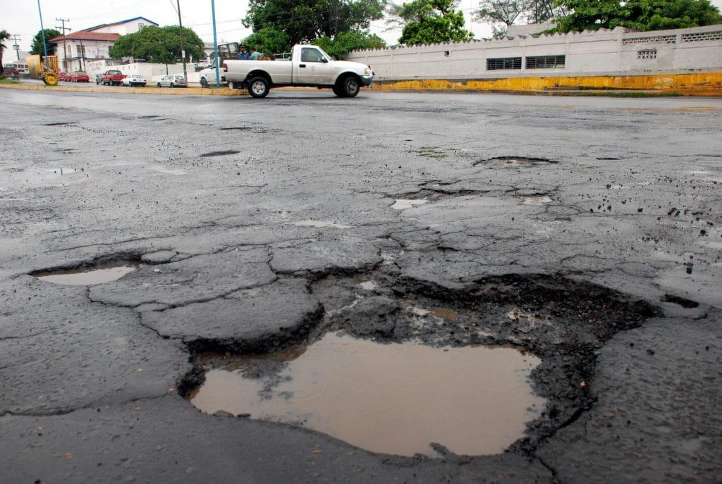 Carreteras de México durante admón. de Gerardo Ruíz Esparza.