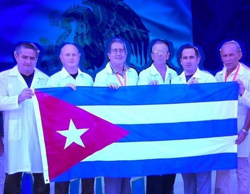 En suelo cubano otros 200 médicos procedentes de Brasil