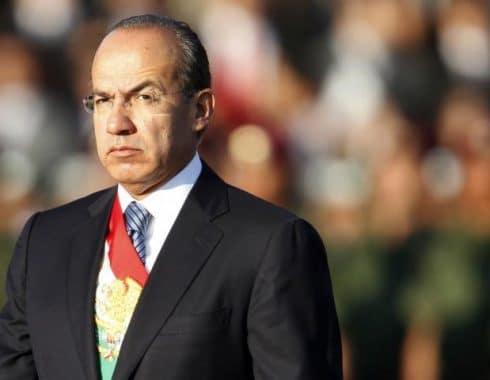 Felipe Calderón ya es el rey de las fake news