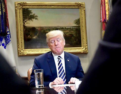 Donald Trump se resigna