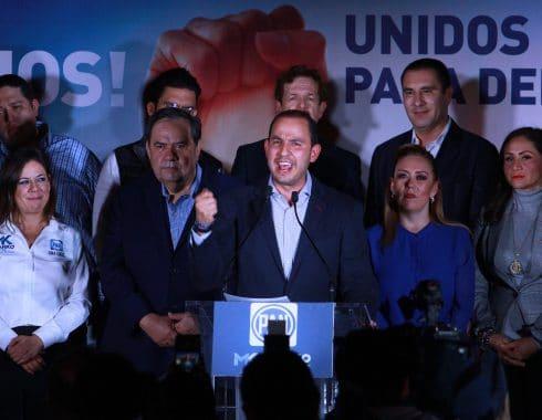 """Marko Cortés ahora quiere un """"gran acuerdo"""" con López Obrador"""