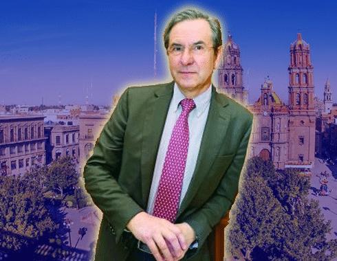Esteban Moctezuma quiere lanzarse para gobernador de San Luis Potosí
