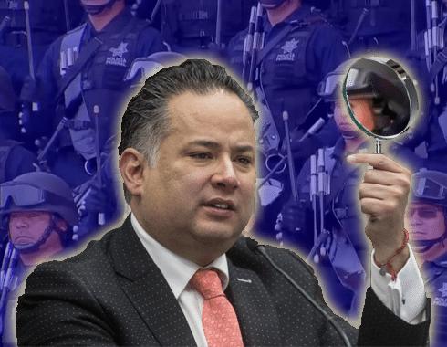 Santiago Nieto investiga a todos los agentes aduaneros en México