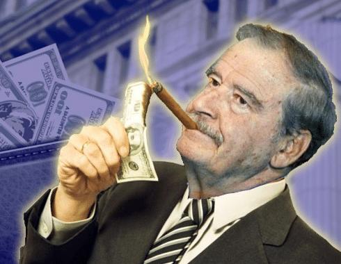 Fox no está ni cerca de ser pobre: sus negocios dejan 37 millones al año