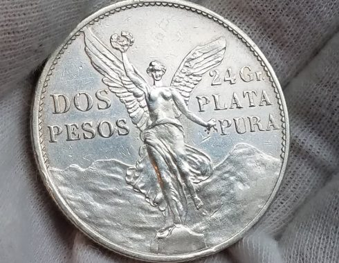 ¿Es hora de que el peso mexicano se respalde en plata y no en dólares?