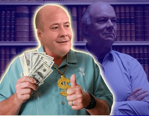Enrique Alfaro le dio un millón de pesos a Enrique Krauze para publicidad