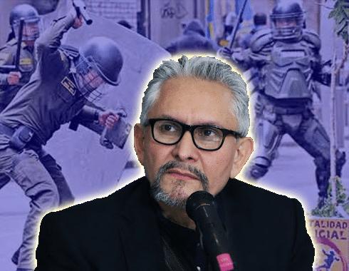 Enrique Alfaro puso a un fiscal acusado de abuso de poder y tortura