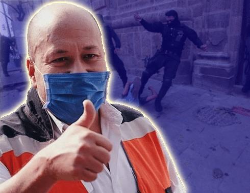 Enrique Alfaro ordena brutalidad policiaca para no dialogar con la gente