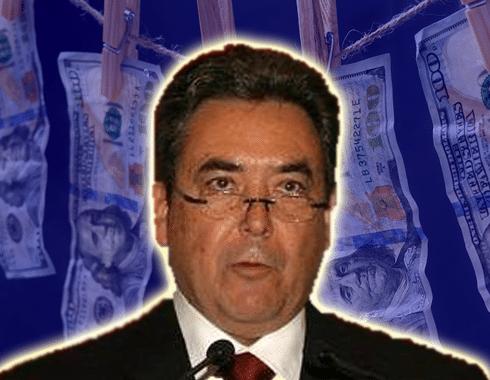 Exgobernador del PRI se declara culpable de lavado de dinero y fraude