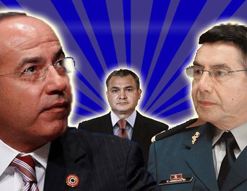 Un general avisó sobre nexos narcos de García Luna y fue castigado con prisión